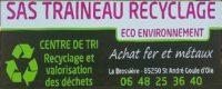Traineau Recyclage