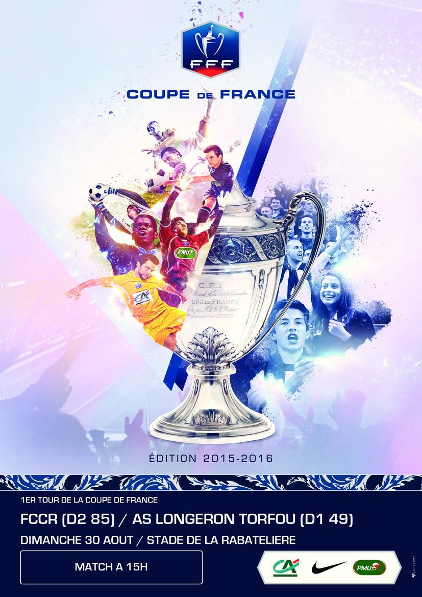 Seniors 1er tour de coupe de france fccr - Coupe de france 1er tour ...