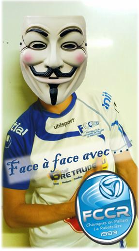 Face à face avec … le joueur masqué !!!