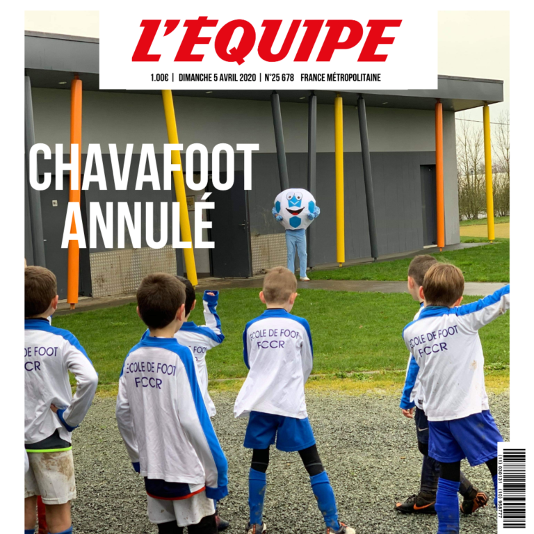 Annulation de CHAVAFOOT